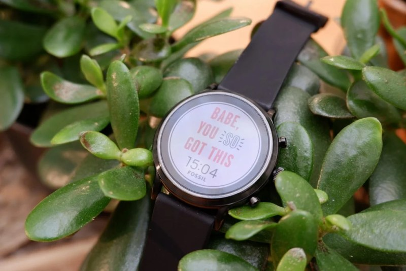 Fossil 5th Gen Watch – The Carlyle