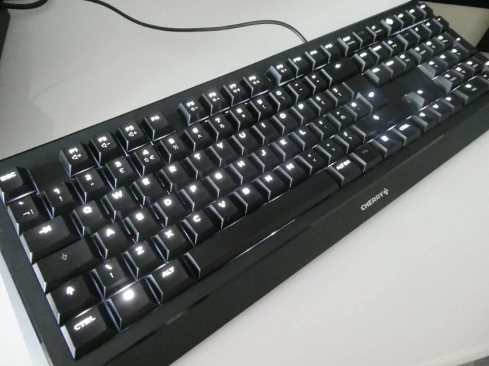 Cherry MX Board 1.0 Keyboard