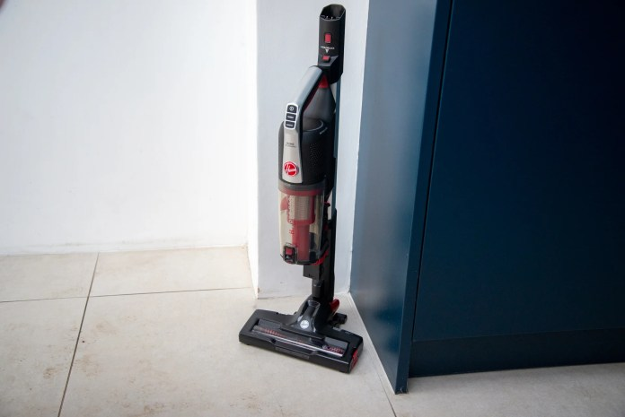 The best lightweight cordless vacuum cleaner is the Hoover H-Free 500