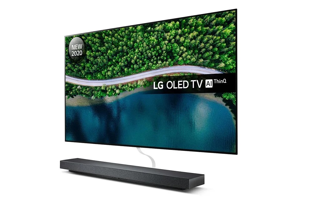LG Wallpaper 2020 Every OLED and NanoCell TV announced so far