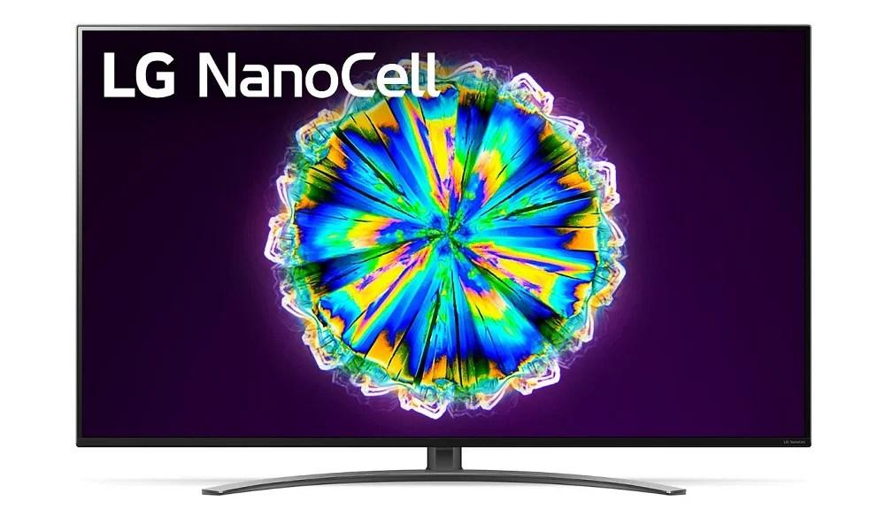 LG NANO86 Every OLED and NanoCell TV announced so far