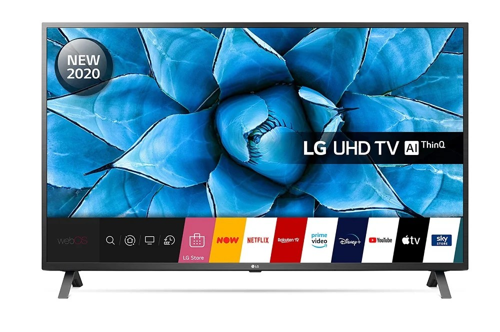 LG UN73 1 Every OLED and NanoCell TV announced so far