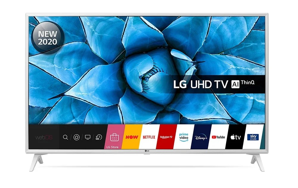 LG UN739 Every OLED and NanoCell TV announced so far