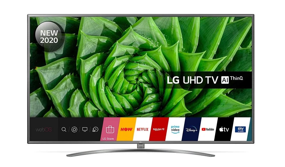 LG UN81 Every OLED and NanoCell TV announced so far