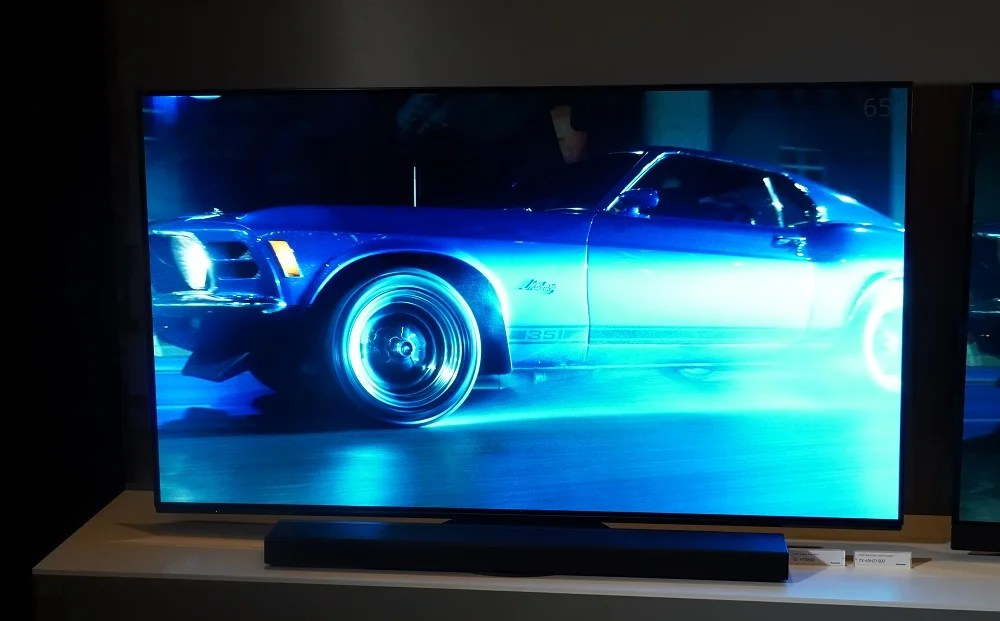 Panasonic HZ1000 Every 4K HDR OLED and LCD TV announced so far