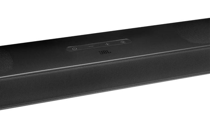 JBL's Bar 5.0 MultiBeam soundbar offers virtual Dolby Atmos sound