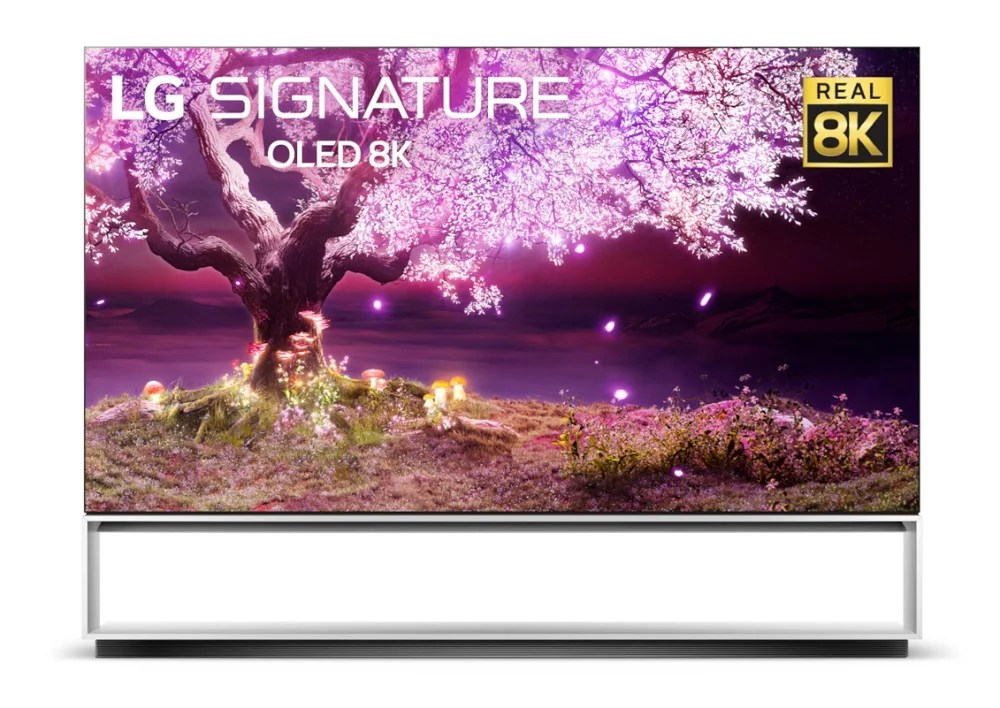 LG 8K OLED 88 Z1 TV Every OLED and NanoCell TV announced so far
