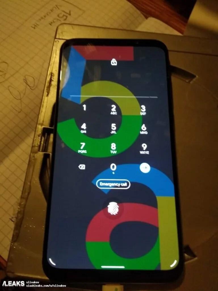 Google pixels 5a