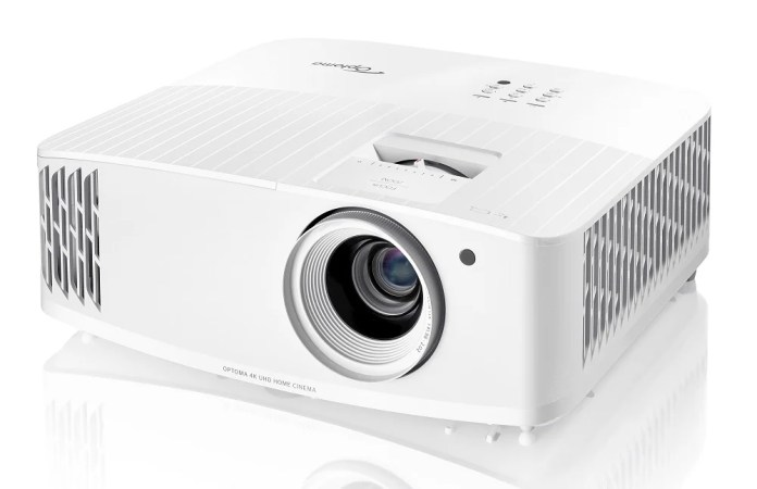Optoma's UHD35 and UHD38 4K projectors aim for blisteringly fast gaming performance