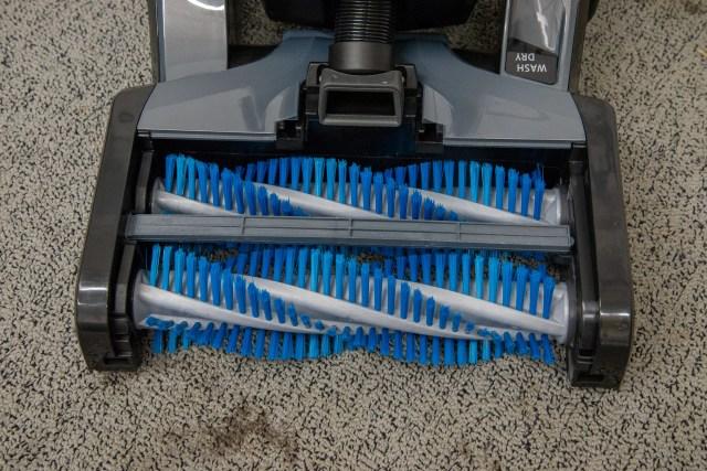 Vax Platinum SmartWash Carpet Cleaner brushes