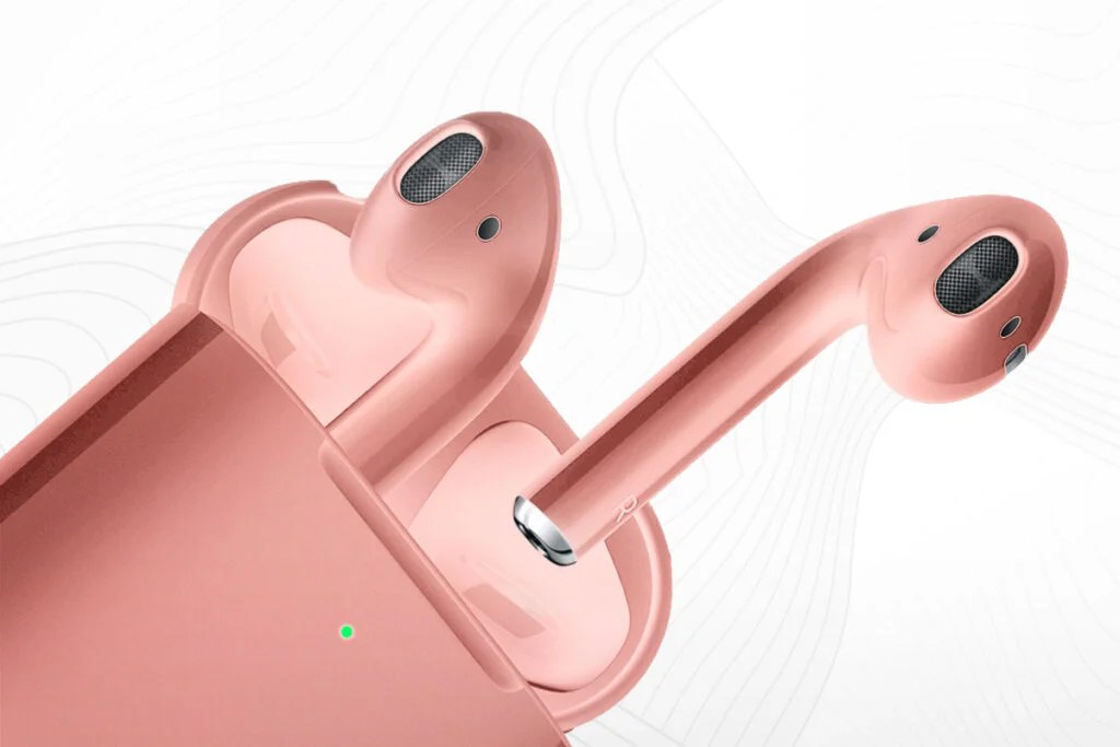 AirPods 3 leaked image