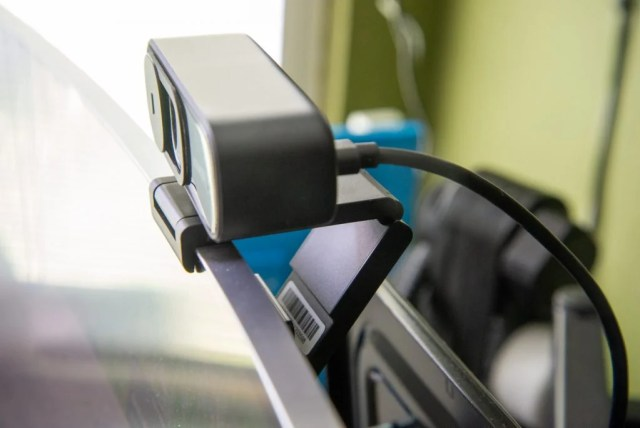 Anker PowerConf C300 on screen