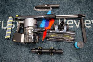 Beko PowerClean Cordless Vacuum Cleaner VRT94929VI cleaner and accessories