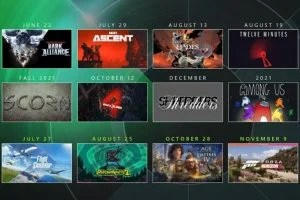 Everything Microsoft announced as coming to Game Pass during E3 2021
