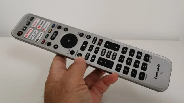 Remote control for Panasonic TX-55JZ2000
