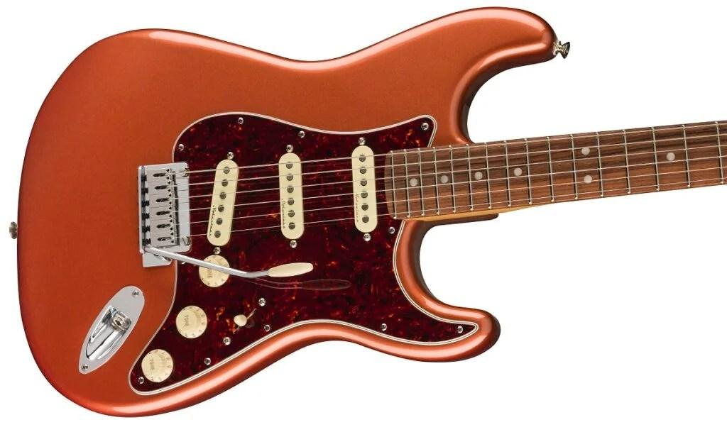 Fender Player Plus guitar