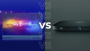 Sky Glass vs Sky Q: What's the difference?