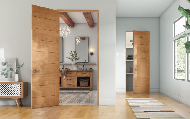 2020 Contemporary Design Collection | TruStile Doors