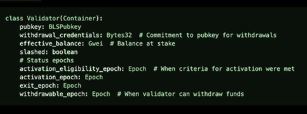 Ethereum 2.0 spec, Oct 2020