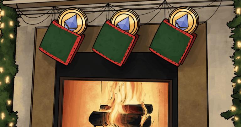 Ethereum Christmas 2020