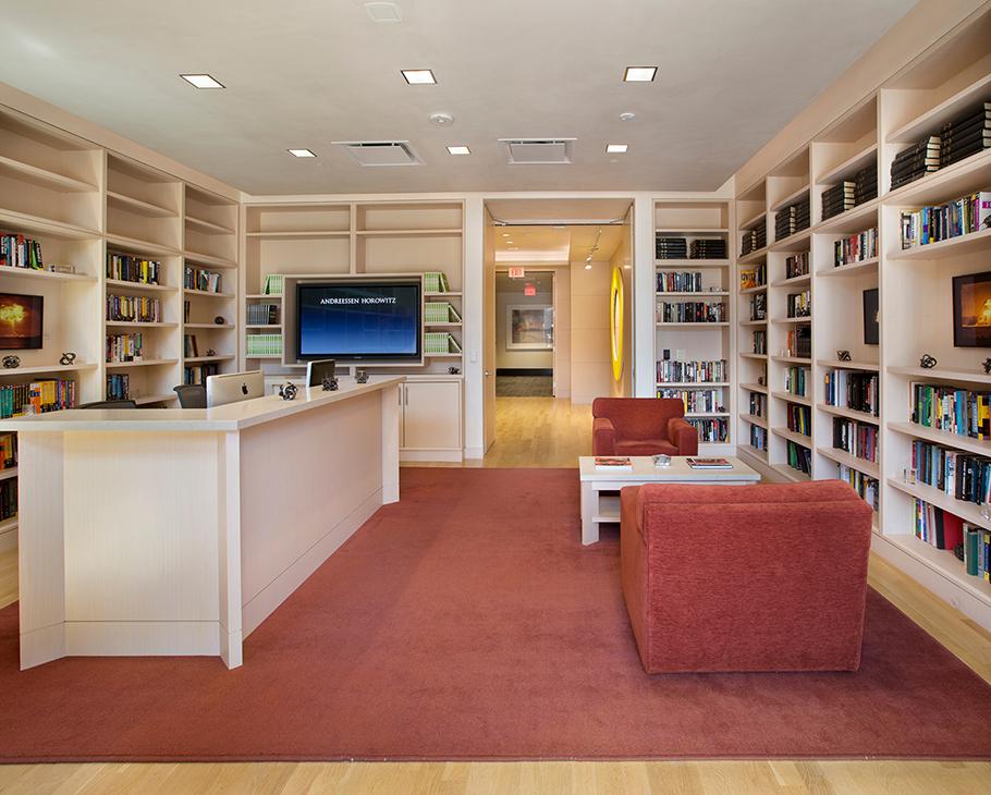 Andreessen Horowitz office