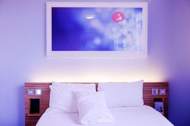 cool bedroom