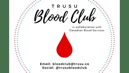 TRUSU Blood Club
