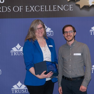 Brenda Smith – Student Advocacy Award Recipient