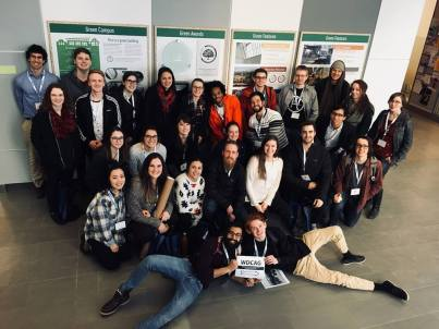""" I would say that the WDCAG conference is an indispensable experience for all geography students, both new and experienced, as well as all of our faculty. I would do it all again in a heartbeat."""