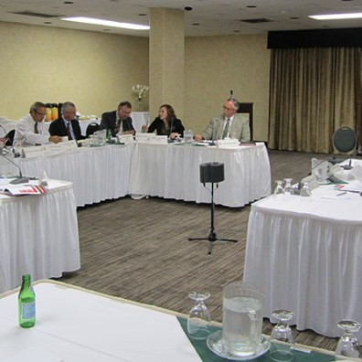 Presentation to Government 2010