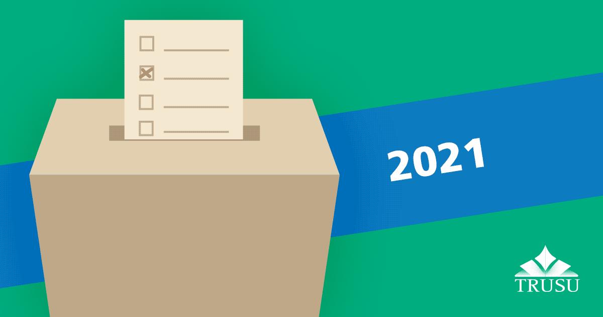 TRUSU 2021 Election