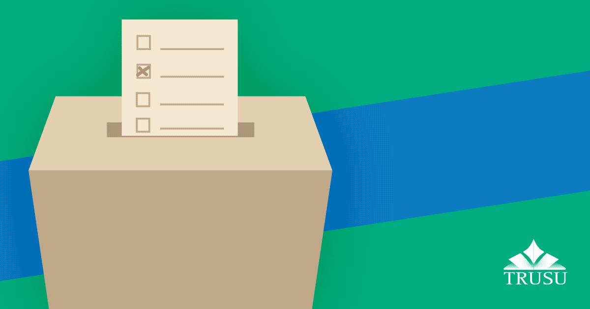 TRUSU Election