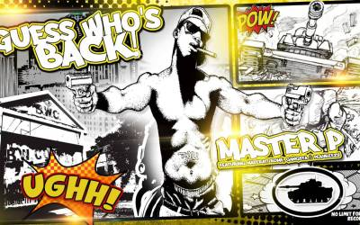 Guess Who's Back – Master P