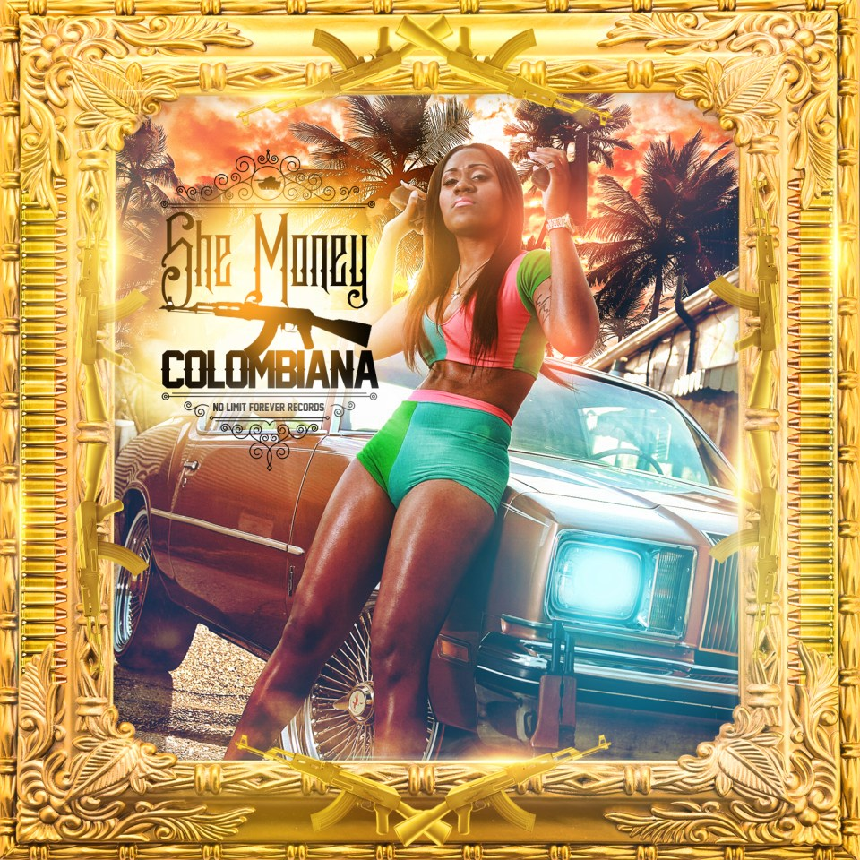 SHE_MONEY_COLOMBIANA_ALBUMCOVER
