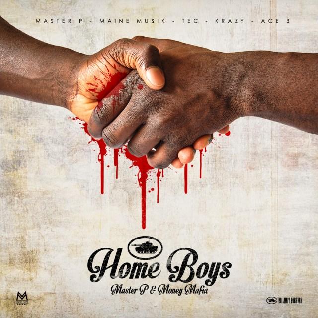 MasterP_MoneyMafia_HOMEBOYS_single_cover