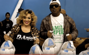 "MASTER P's 17th Annual Turkey ""Feed Our People"" Event (THANKSGIVING VIDEO)"