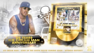 "Master P 20th Anniversary ""Ice Cream Man"" Album – April 16th 2016 (VIDEOS)"
