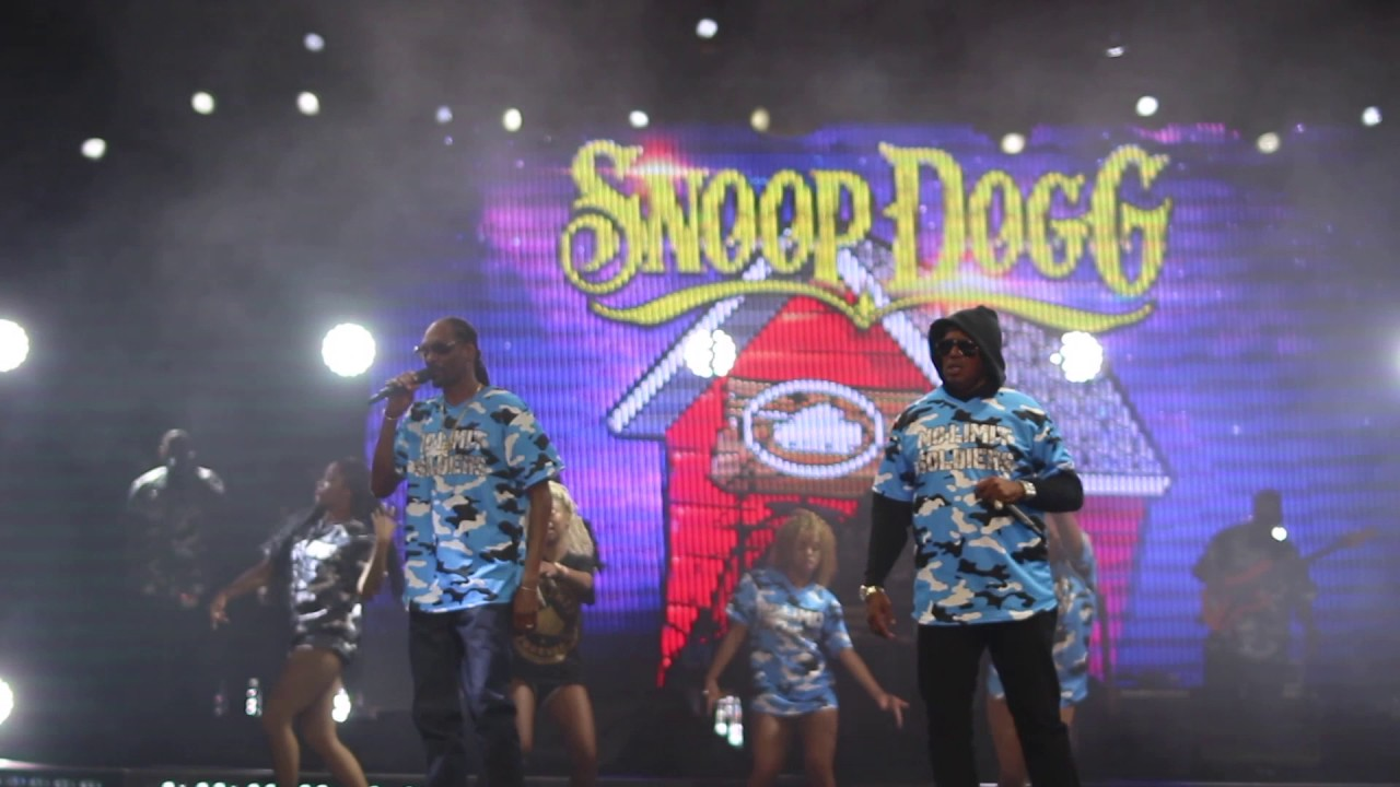 MASTER P AND THE NO LIMIT SOLDIERS REUNITE, EPIC PERFORMANCE AT NEW ORLEANS SUPERDOME