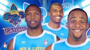 MASTER P NEW ORLEANS GATORS JUST GOT BIGGER SIGNING BIG BABY GLEN DAVIS, STROMILE SWIFT AND TYRUS THOMAS