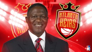 ATLANTA HEIRS SIGNS NATIONAL BASKETBALL HALL OF FAMER DOMINIQUE WILKINS TO COACH