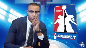 CARON BUTLER  SIGNS ON TO ANALYZE THE FIRST GMGB GAME  AND BUYS A FRANCHISE IN THE LEAGUE