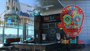 SUGAR SKULL RUM TAKE OVER ORLANDO MAGIC BARS AND AMWAY CENTER
