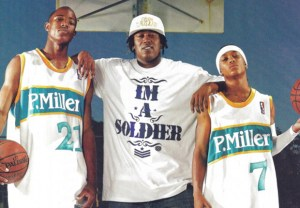 ​MASTER P P.MILLER BALLERS RETURNS TO AAU BASKETBALL THE SAME TEAM DEMAR DEROZAN PLAYED ON AS A YOUTH