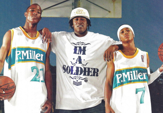 MASTER P P.MILLER BALLERS RETURNS TO AAU BASKETBALL THE SAME TEAM DEMAR DEROZAN PLAYED ON AS A YOUTH