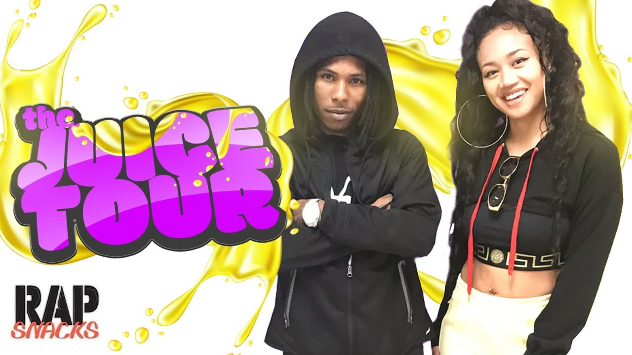 RAP SNACKS SPONSORS THE JUICE TOUR AND GIVES SCHOLARSHIPS TO HIGH SCHOOL STUDENTS