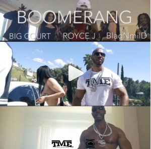 Big Court still applying pressure with New Video Boomerang to takeover the #whorunitchallenge