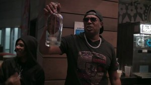 Master P has the biggest bar in the game inside the Orlando Magic Stadium