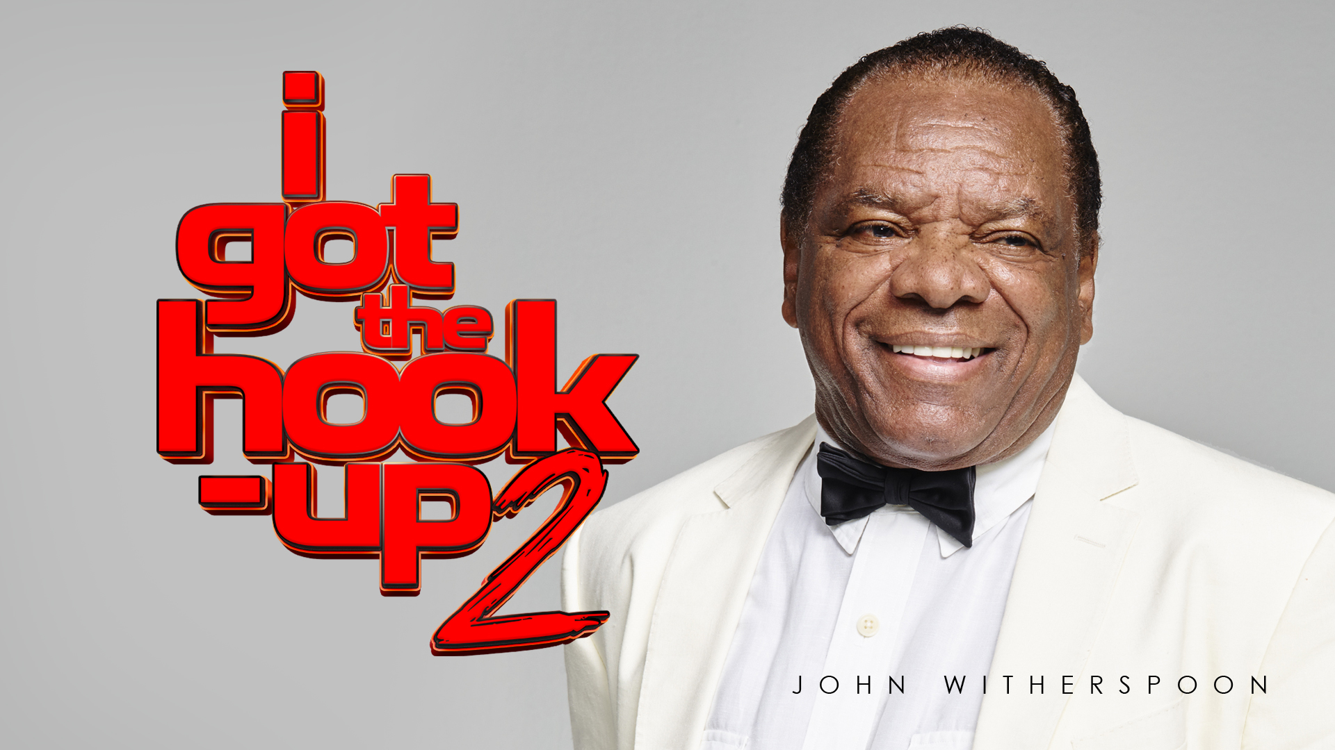 "Master P's signs  John Witherspoon to ""I GOT THE HOOK UP 2 MOVIE"""