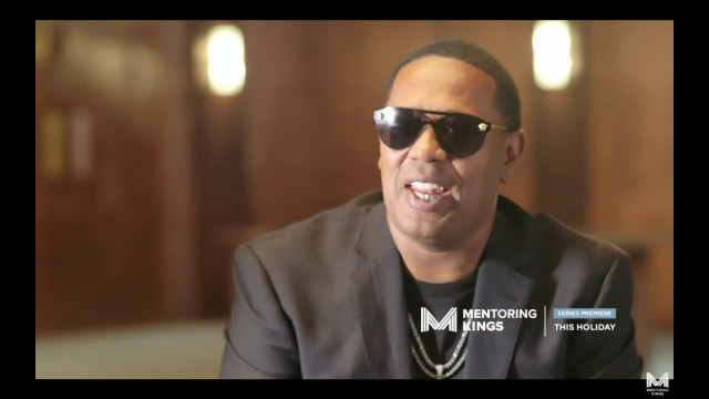 "Percy ""Master P"" Miller a Mentor King"