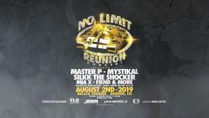 NO LIMIT REUNION TOUR COMING TO DENVER COLORADO AUG 2ND 2019